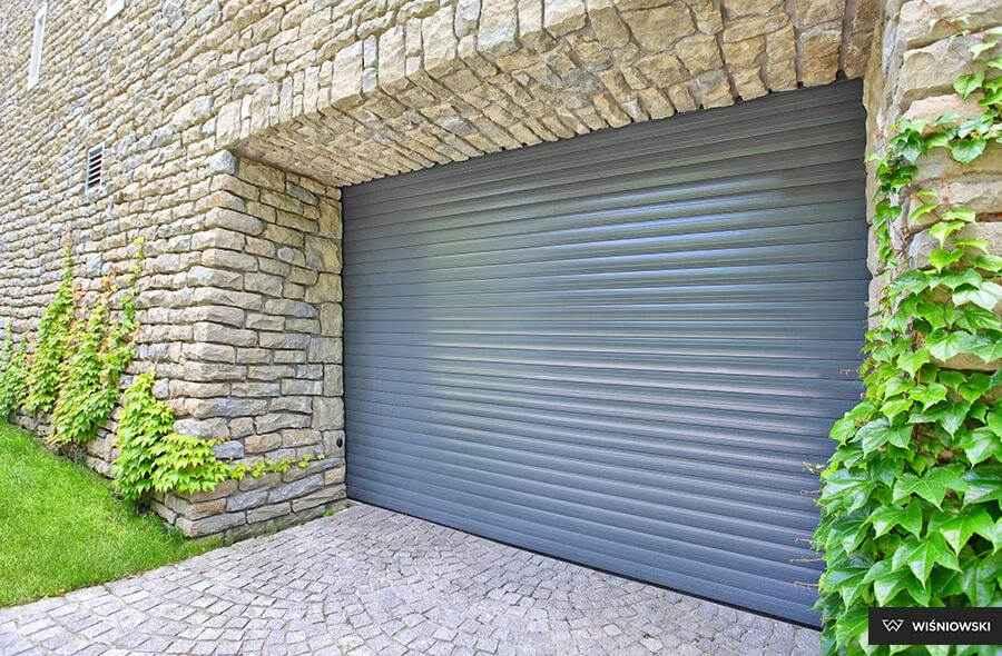rolowane bramy garażowe Białystok
