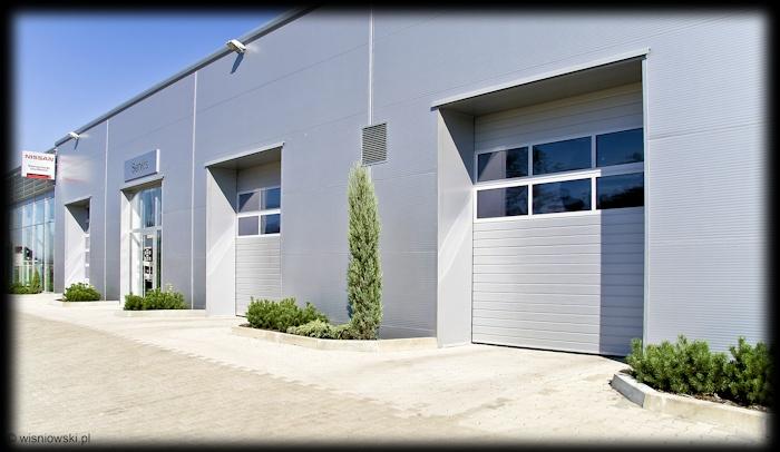 bramy garażowe w serwisie białystok