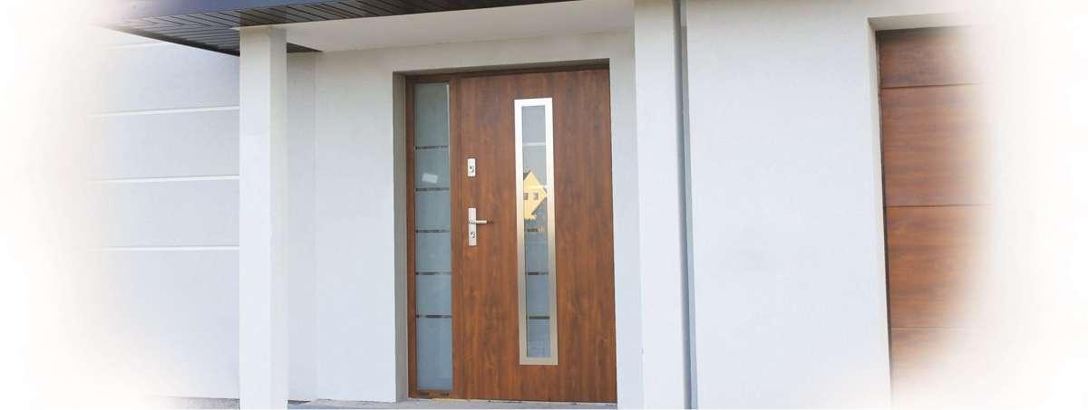 zewnętrzne drzwi Białystok